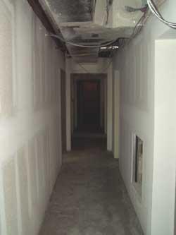 Lsha berry nixes ada compliance for Ada compliant hallway