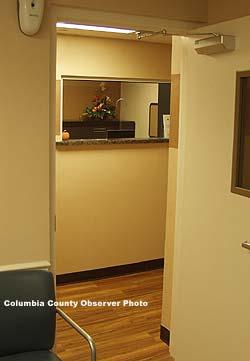 Ada compliance a little better but not much for Ada compliant hallway