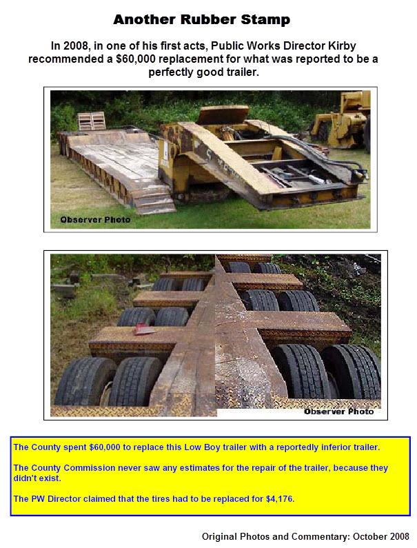 Columbia County Surplus Property