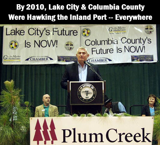 Jim Poole, Columbia County Chamber of Commerce Director (2010)